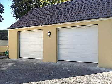 Sectional Garage Doors Dimensions Garage Doors